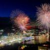 熱海海上花火大会の有料観覧席チケット購入方法と駐車場の注意点
